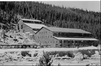 Elkhorn Mill Circa 1935